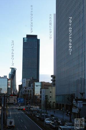 大名古屋ビルヂング未来予想図