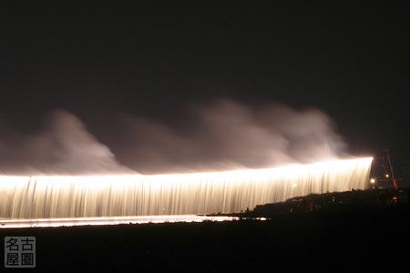長良川のナイアガラ