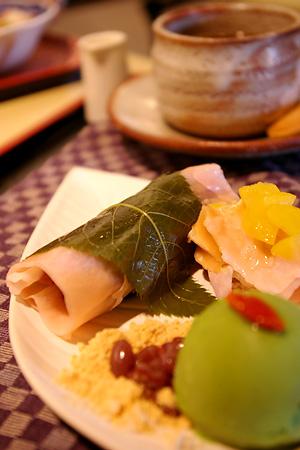 桜餅セット