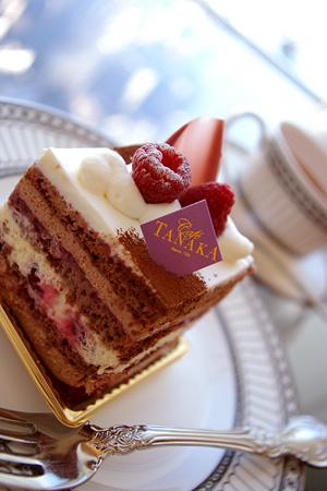 カフェタナカのケーキ♪