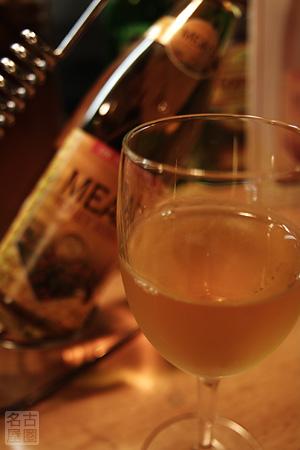 ハニースタイルカフェ トーシンのハニーワインで一服
