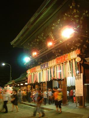 一宮七夕まつり 真清田神社