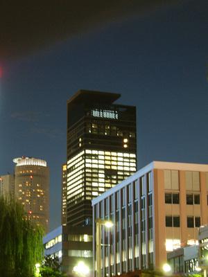 2006年7月28日のミッドランドスクエア