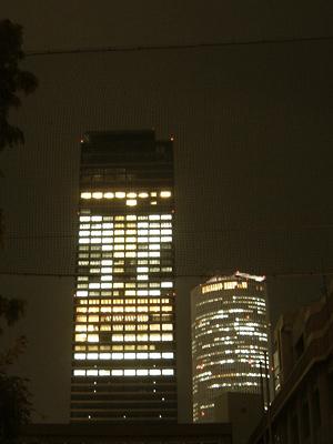 2006年8月1日のミッドランドスクエア