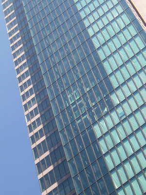 2006年8月5日のミッドランドスクエア