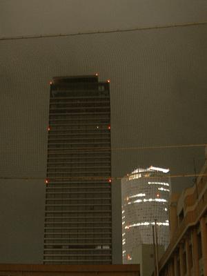 2006年8月28日のミッドランドスクエア