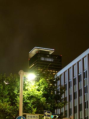 2006年9月14日のミッドランドスクエア