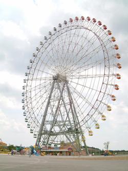 愛・地球博記念公園 モリコロパークの大観覧車
