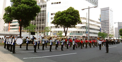 ナゴヤエキトピアまつり エキトピアパレード