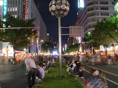 広小路夏まつり 2006