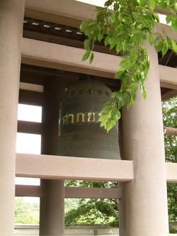 日泰寺の鐘