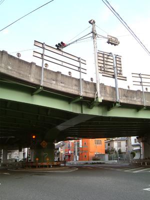 黄金跨線橋