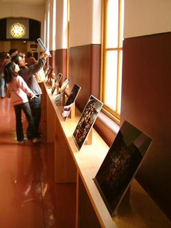 大地の塔 記念展示特別展