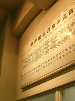 尾張瀬戸駅の路線図