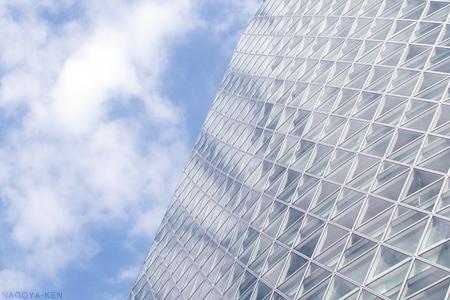 三角のガラス モード学園スパイラルタワーズ