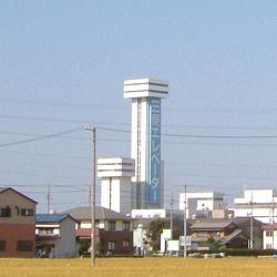 現在使用されているエレベーター試験塔