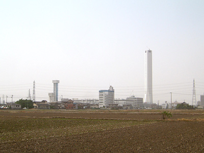 2007年5月26日のエレベータ試験塔