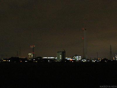 2007年7月16日のエレベータ試験塔