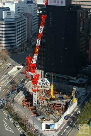 名古屋ビルディング 2008年3月1日