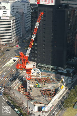 名古屋ビルディング 2008年3月11日