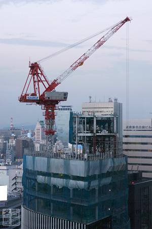名古屋ビルディングの上部